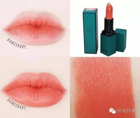 美妆 | 厚唇女孩就是天生做网红,她试过所有大牌唇色唇膏