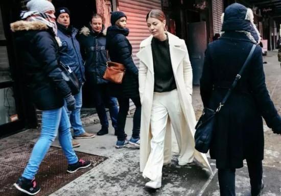 【潮流趋势】赏16秋冬时装周街拍,看达人们裹得严实的时候都在穿什么? - Modish饼 - Modish饼s STYLE BLOG
