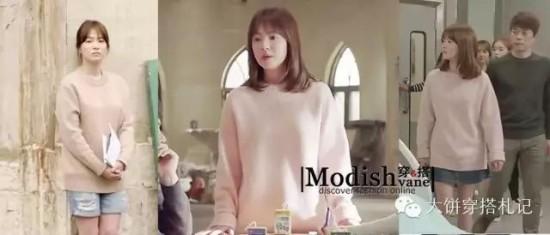 【穿衣榜样】你老公如何被拿下?做到无害招人爱,乔妹你得学着点 - Modish饼 - Modish饼s STYLE BLOG