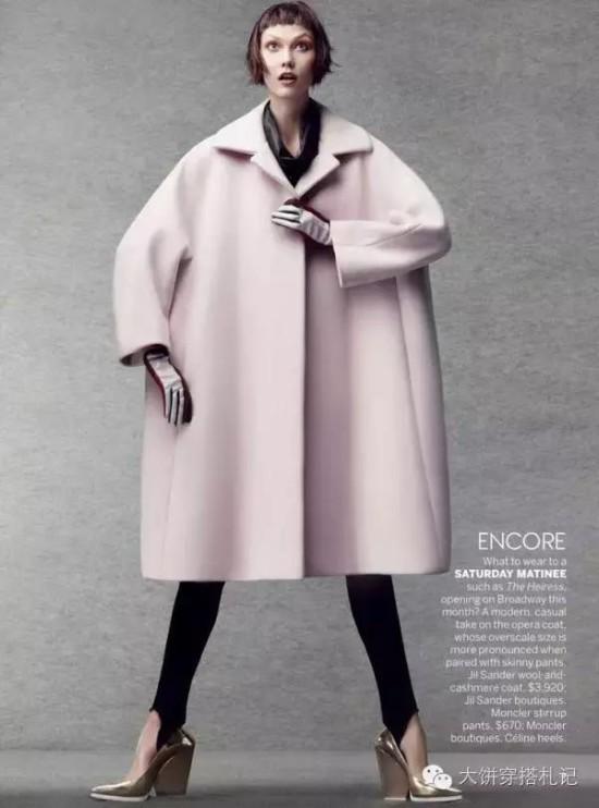 穿好保暖必备内搭毛衫,最平凡的大衣、羽绒也精彩 - Modish饼 - Modish饼s STYLE BLOG