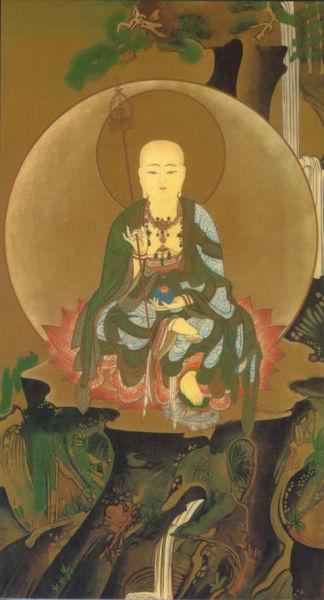 地藏王菩萨圣像集