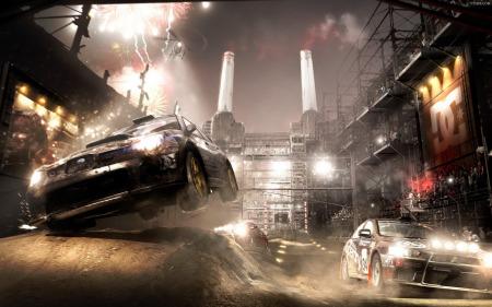 《尘埃2》是目前最好的赛车游戏之一