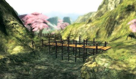 《汉之云》漂亮的3D游戏场景