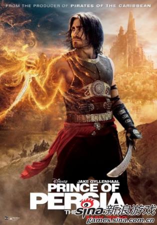 《波斯王子:时之刃》男主角:达斯坦王子