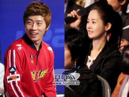 """e-sports的代表商标,""""皇帝""""林耀焕(30岁)确认与电视演员金佳妍(38岁) 正热恋中"""
