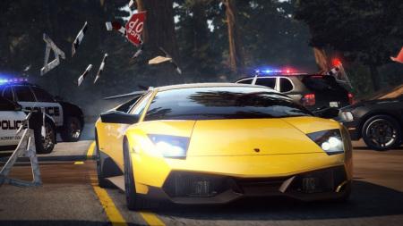 《极品飞车14:热力追击3》游戏图集