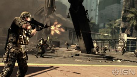E3 2010《海豹突击队4》 游戏图集