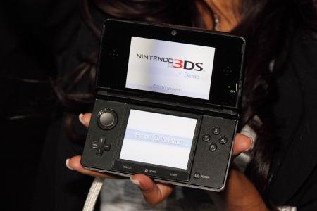 N3DS实机演示