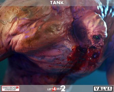 《求生之路2》怪物模型(二)