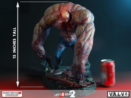 《求生之路2》怪物模型(三)