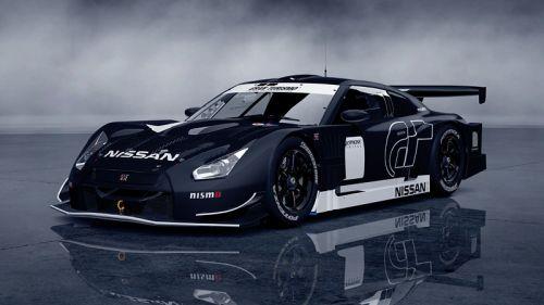 日产GTR GT500