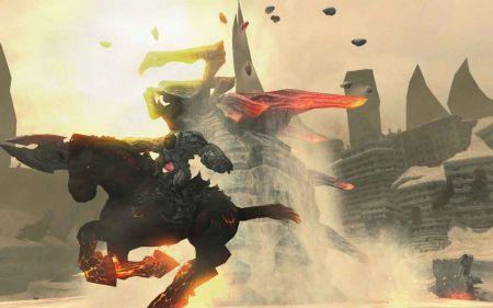 """《黑暗血统》是美式ACT的榜样,马战部分更是完全超越了日本""""无双""""的马战"""