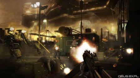 游戏的故事并不是发生在遥不可及的未来,你依然要依靠现役制式武器充当主力