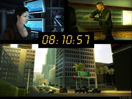 报时、画中画……《24小时游戏版》的叙事深得剧集的精髓