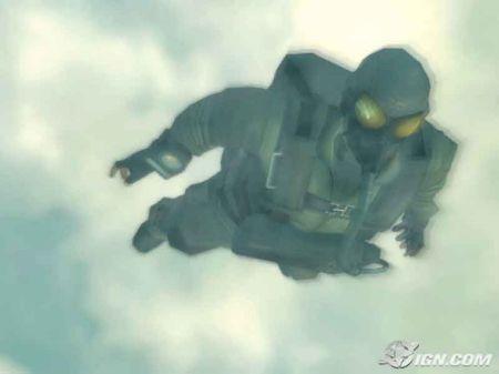 HALO跳伞