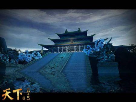 《天下贰》首个20人大型副本:应龙神殿