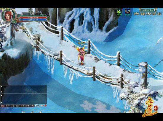 冰天雪地,那一壶江湖戾气