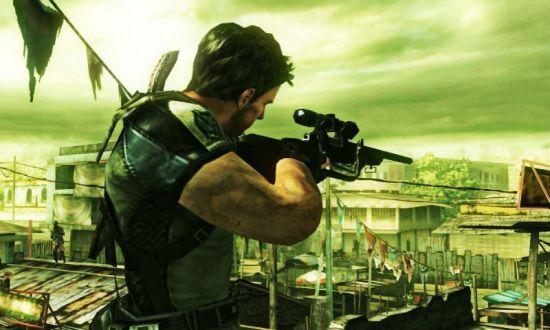 《生化危机:佣兵3D》游戏画面