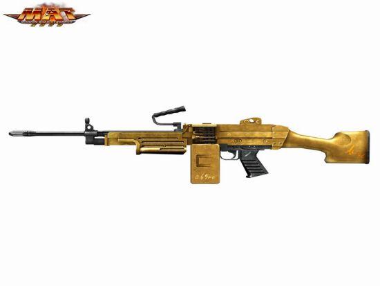 重机轮的快感:格林机枪 作为重机枪系列最经典的代表,M134格林系列可是MAT虐待木乃伊最常见的武器。每当自己的面前出现木乃伊,转动的机轮让他们寸步难行。不过使用的时候可得注意一下,别用着过热导致无法持续开枪。