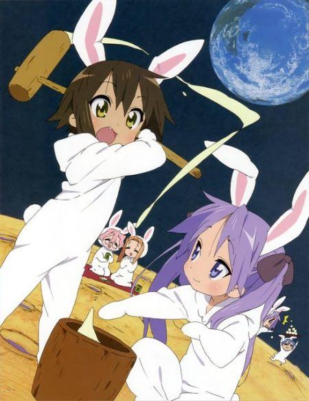 挺适合马上要到兔年春节的一张图