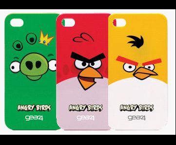 愤怒的小鸟手机壳