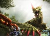 《怪物猎人OL》游戏壁纸