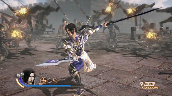 曹丕擅长的武器为双剑