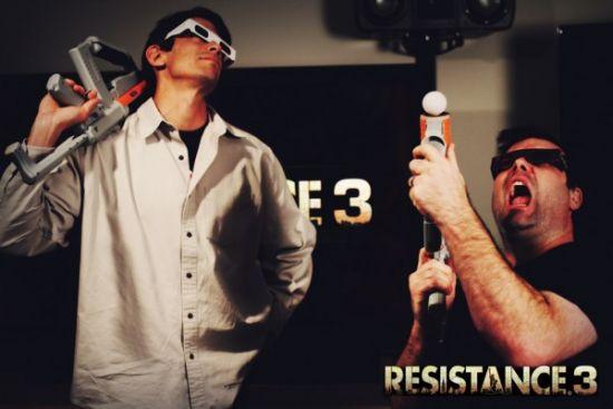 支持PS3 3D立体显示与PlayStation Move体感操作
