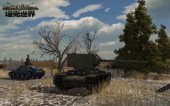坦克世界 拖拉机大战坦克王者