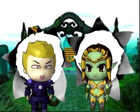玩家恶搞童谣之魔界2版《小蜜蜂采蜜忙》