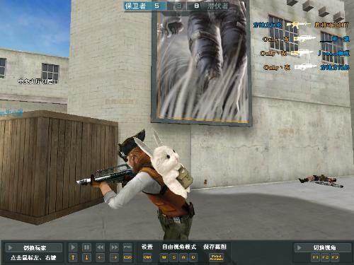 生化幽灵虐待灵狐者-枪械全解析 穿越火线众模式最佳兵器谱