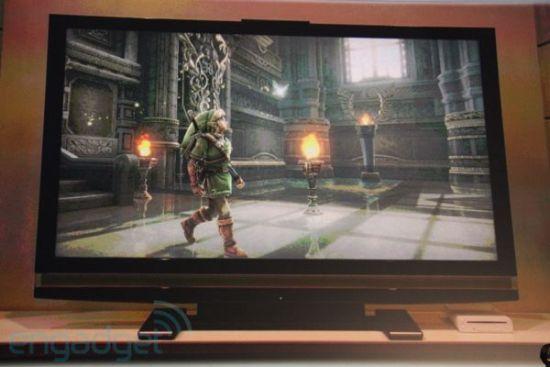 Wii U《塞尔达传说》新作