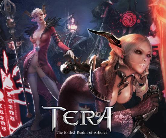 《TERA》让韩国网游赚足了面子