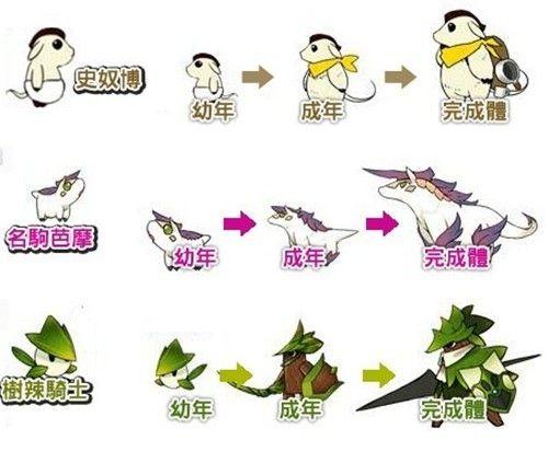 机灵小可爱 3d《艾尔之光》宠物系统