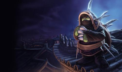 《英雄联盟》精美游戏原画