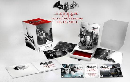 《蝙蝠侠:阿甘之城》收藏版