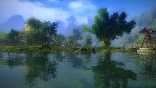 打造和谐江湖