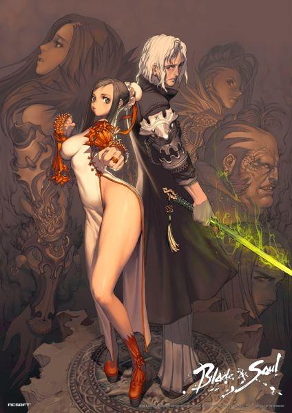 《Blade&Soul》(泛称剑灵)
