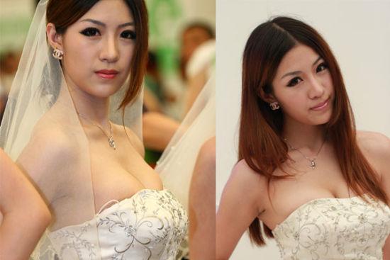 盛大婚纱娘 三天一个表情美到底