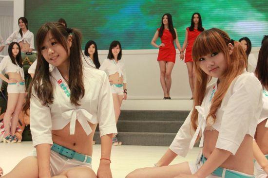 Chinajoy三日Showgirl赏析 CJ必看美女精选