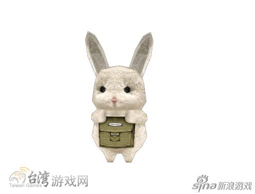 兔子背包_穿越火线_台湾游戏网图片