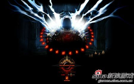 《暗黑破坏神3》游戏壁纸