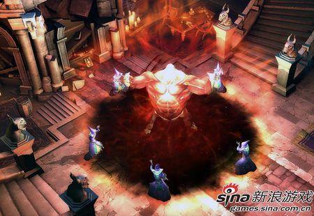 《暗黑破坏神3》游戏试玩截图