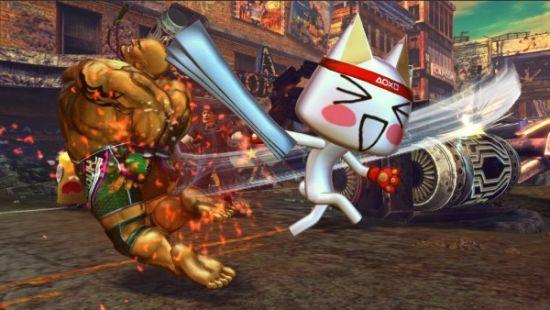 《快打旋风 X 铁拳》新角色多乐猫参战
