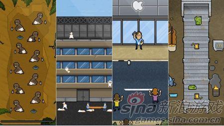 通过游戏揭露苹果丑闻