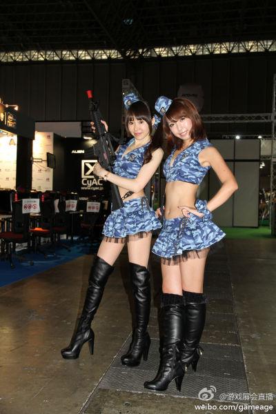 TGS2011四日美腿云集