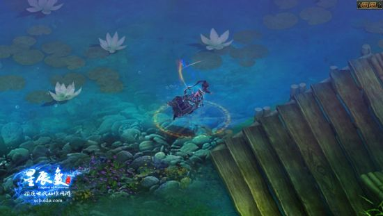 星辰变海底微操新模式