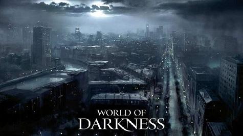 《黑暗世界》設定圖