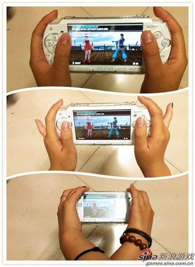 玩PSP版 普通青年VS文艺青年VS二逼青年