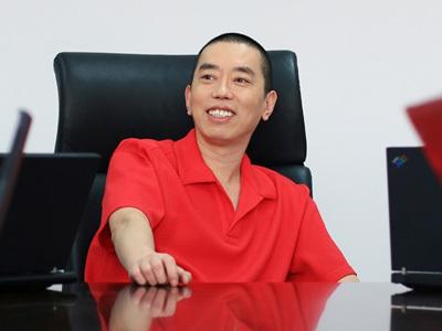 巨人网络董事长兼CEO史玉柱